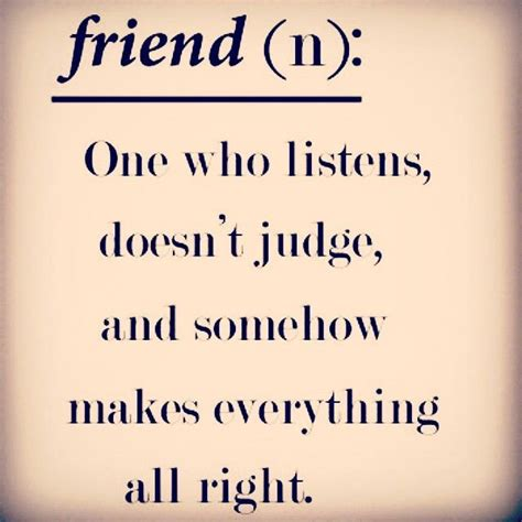 Best Friend Quotes For Instagram by Friend Quotes Quote Friends Best Friends Definition