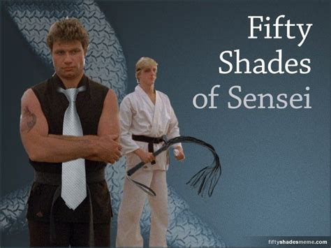 Karate Kid Meme - 19 best images about fifty shades of grey memes fun on