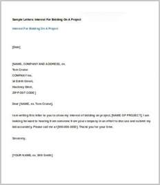 letter of interest format 7 free word pdf documents