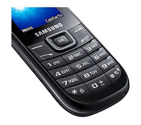 samsung e1200 black deals pc world