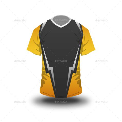 jersey design mockup gaming jersey mock up by superpencil graphicriver