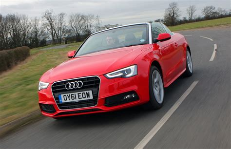 How Much Is An Audi A5 by Audi A5 Cabriolet 2009 2017 Running Costs Parkers