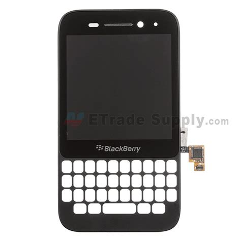 Lcd Q5 blackberry q5 lcd screen and digitizer assembly with frame