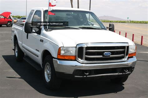 2000 Ford F250 Diesel by 2000 Ford F250 Xl Duty Cab With The 7 3l Turbo Diesel