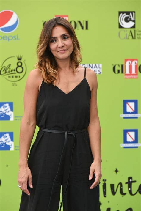 emma watson al giffoni film festival ambra angiolini at giffoni film festival in giffoni valle