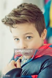 8 yr boy haircut 8 years old boys new haircut stock photo getty images