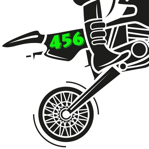 Zahlen Aufkleber Motorrad by Racing Startnummern Neon 3 Ziffern Wunschnummer Aufkleber