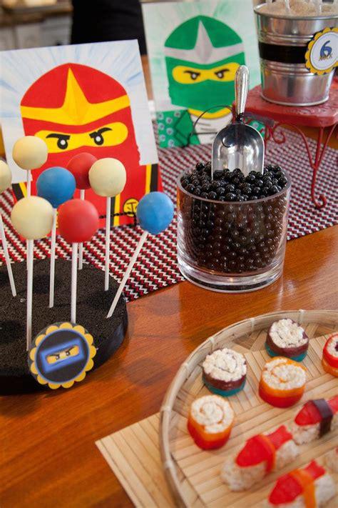 TUDO PRA SUA FESTA: Festa infantil Tema Ninjago