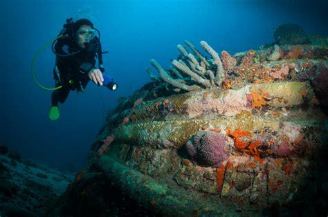 Kaos Diving Padi 2 improve dive skills at total submersion bonaire