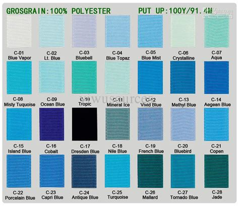 blue color names green blue color name