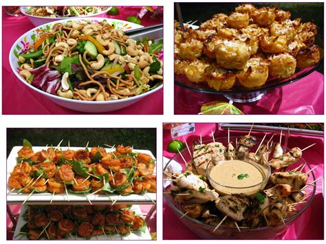 food ideas for tropical wedding shower 2 cara s cravings 187 tropical bridal shower
