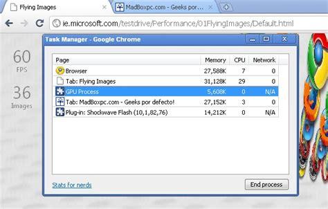 Chrome Gpu Process | aceleraci 243 n por gpu en google chrome 7 taringa
