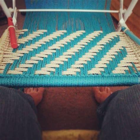 Macrame Crochet Patterns - macrame lawn chair diy crochet yarns