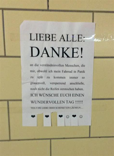 einfach mal danke sagen notes  berlin