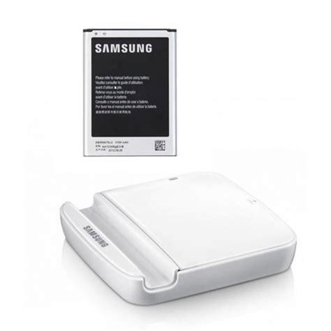 Charger Samsung Note 2 Langsung genuine samsung eb h1j9vnegstd battery kit charging dock galaxy note ii 2