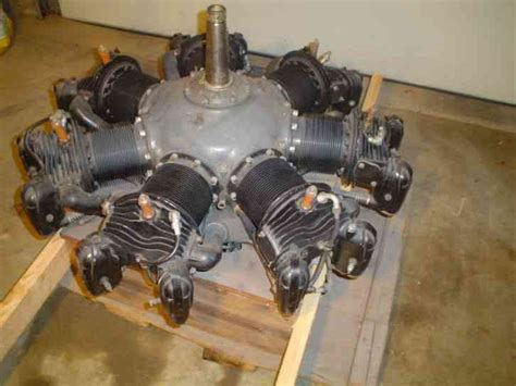 for sale engine warner 40 scarab 125hp aircraft radial engine for sale