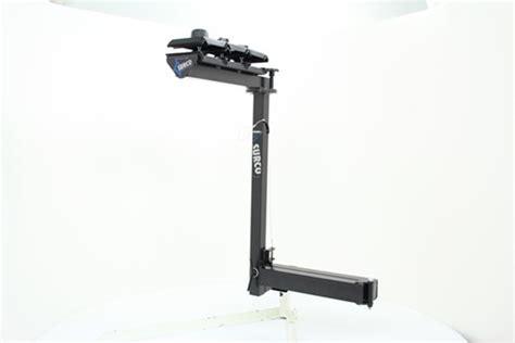 swing away hitch rack 4 bike hitch mounted swing away rack w frame mount