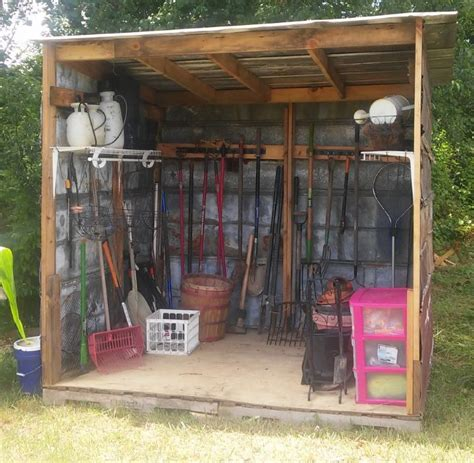simple steps  building  diy garden shed