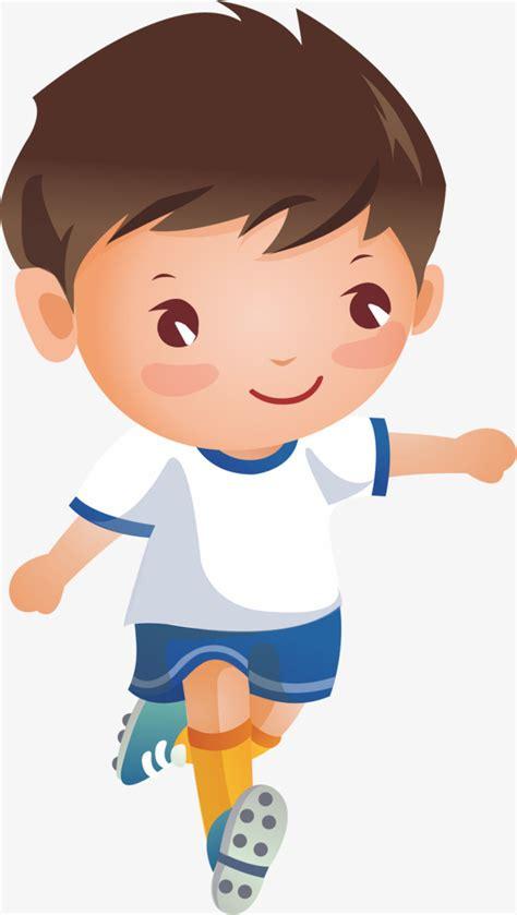 imagenes de niños alegres en caricatura caricatura de los jugadores los ni 241 os movimiento ni 241 os