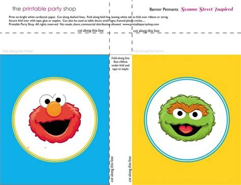 sesame templates 215 best images about sesame printables on