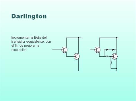 transistor darlington de potencia transistor darlington caracteristicas 28 images configuraci 243 n darlington monografias