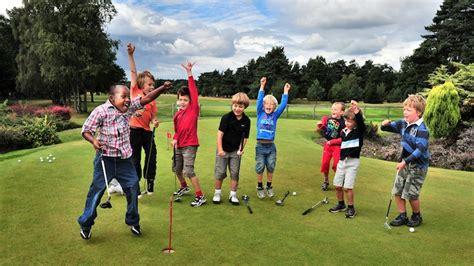 golf swing for kids kidz golf club laguna hills