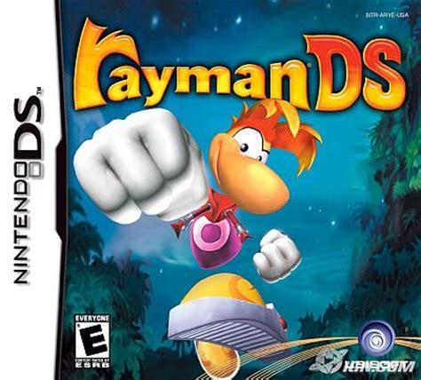 emuparadise wikipedia rayman ds rayman wiki