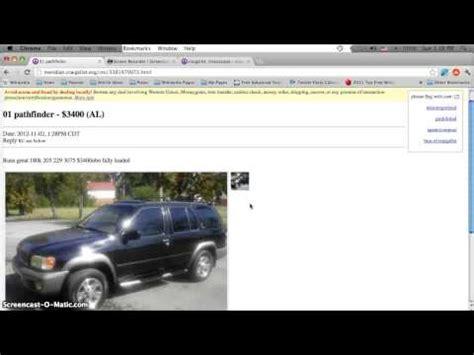 Craigslist Port Cars by Cars And Trucks By Owner Craigslist Autos Weblog