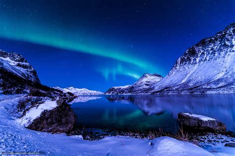 fotos islandia invierno descargar gratis cielo noche invierno islandia fondos