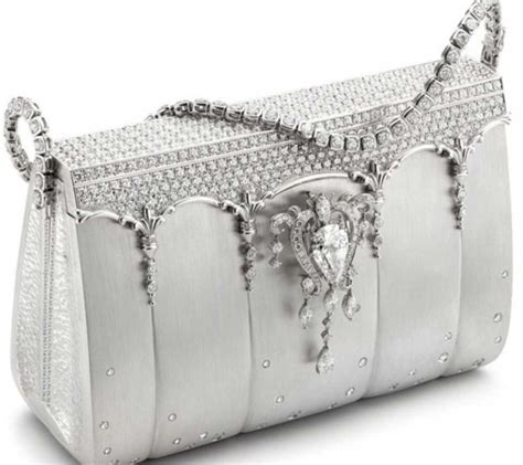 The 163 Million And Platinum Handbag by Most Expensive Handbags In The World Brand