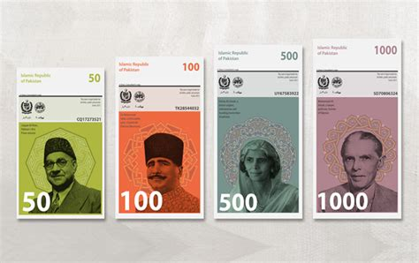 Dasi Note this is how pakistan s banknotes changed time