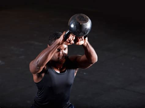 Kettlebell Swing Weight by The Best Kettlebell Workout Fitness