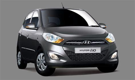 hyundai i10 sportz automatic hatchback comparo 2011 hyundai i10 sportz