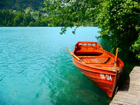pictures of boats on the lake lake bled rowing and boat rentals apartments fine stay