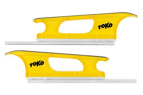 toko wax bench toko introduces table and two ski vises for nordic waxing
