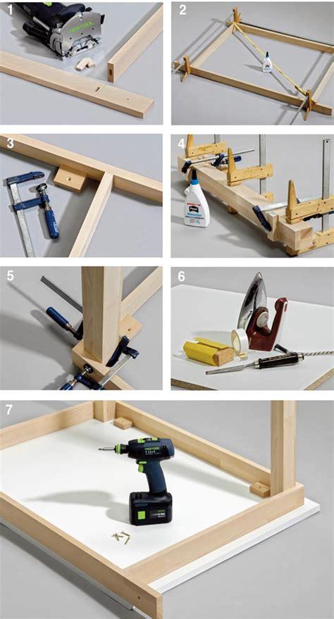 costruire un letto a soppalco fai da te con scrivania dedicata