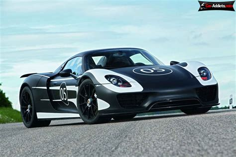 hybrid porsche 918 porsche 918 spyder wallpaper video info price