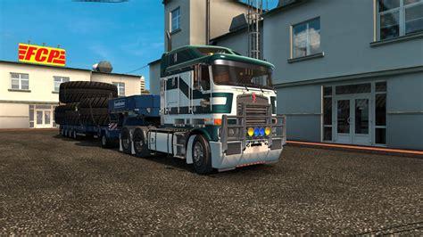 kenworth technical support ets2 kenworth k108 rta mods v2 1 1 30 x truck