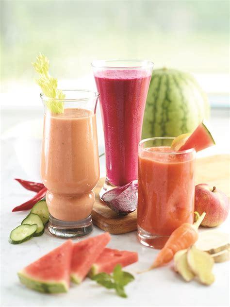 Watermelon Detox Juice Recipe by A Trio Of Healthy Detox Watermelon Smoothie Recipes