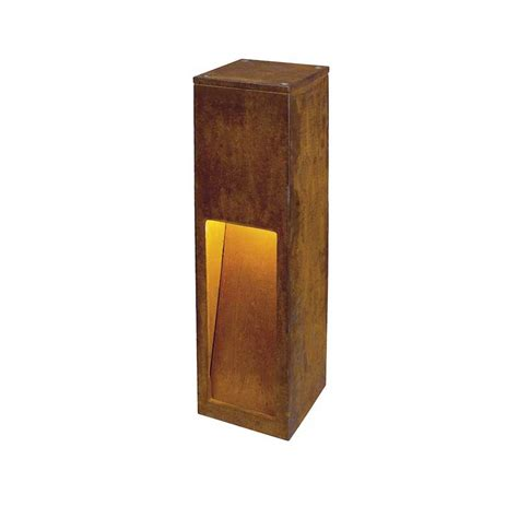 Landscape Bollard Lighting Slot Outdoor Bollard By Slv Lighting 4229410u