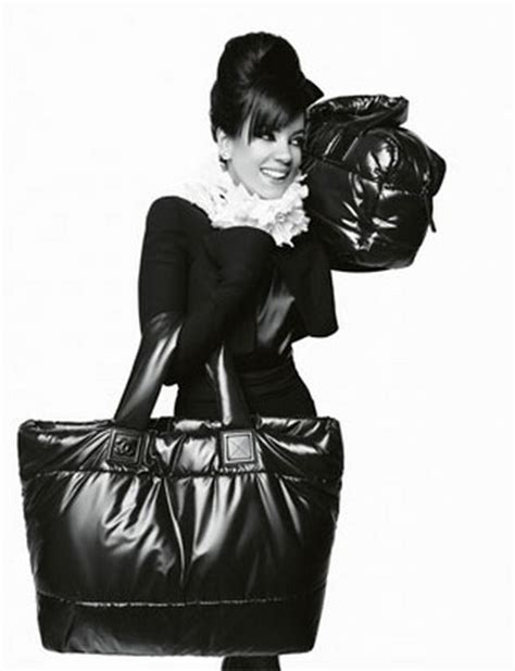 Lilly Allen For Chanel by Inspiration Chanel Coco Cocoon Caign Featuring