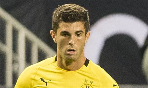 christian pulisic news liverpool transfer news christian pulisic bid revealed in