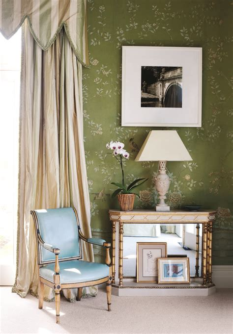 green wallpaper and matching curtains 306 best paint colors images on pinterest paint colors