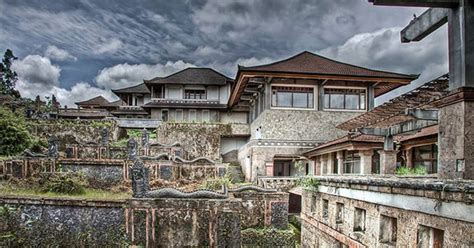 real haunted places  bali      visit