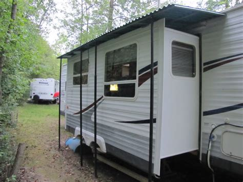 trailer slide out awnings rv net open roads forum travel trailers slide awning in the rain rv stuff pinterest rv