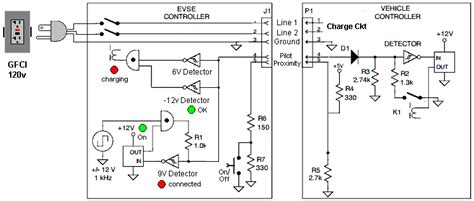 build your own ev charging station wiring diagram for electric stations chargepoint ct4000