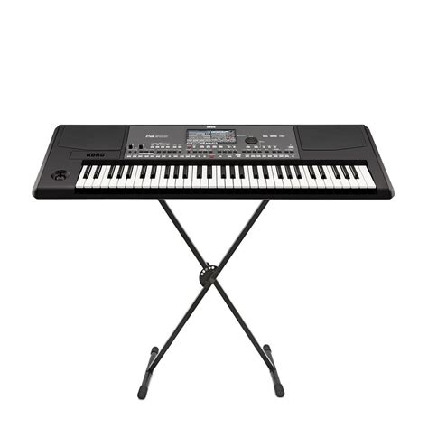 Keyboard Korg Pa600 Bekas korg pa600 arranger keyboard with headphones free stand