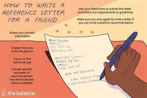 a good reference letter is the best gift for the person you value