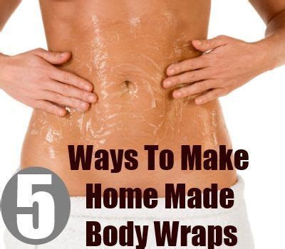 Best Detox Stomach Wrap by 25 Best Ideas About Wraps On