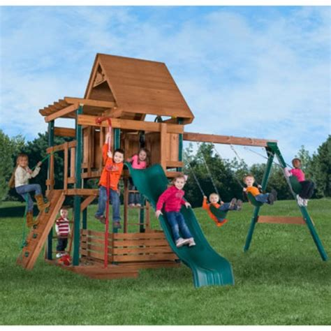 toddler swing sets and playhouses 17 best images about playsets playhouses treehouses on